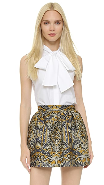 DSQUARED2 Anette Bow Top