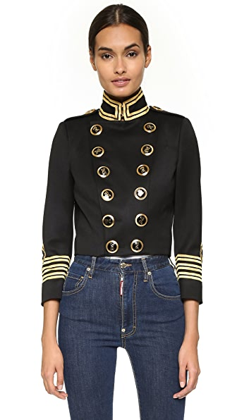 DSQUARED2 Captain Jacket