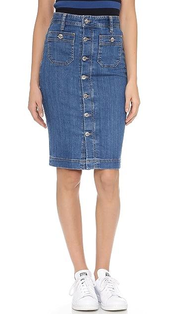 DSQUARED2 High Waisted Skirt