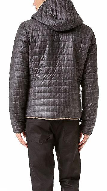 Duvetica Linco-Erre Reversible Puffer Jacket