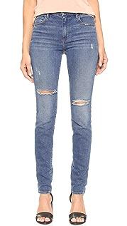 Denim x  Alexander Wang Облегающие джинсы-скинни 001