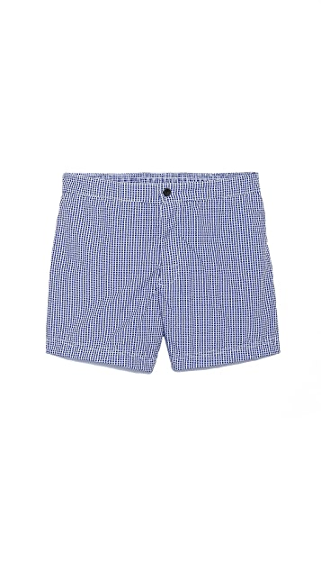Dan Ward Multi Triangle Swim Trunks