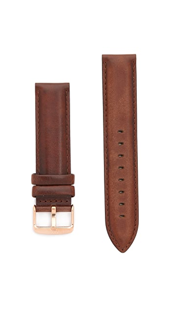 Daniel Wellington St. Mawes Replacement Leather Watch Band