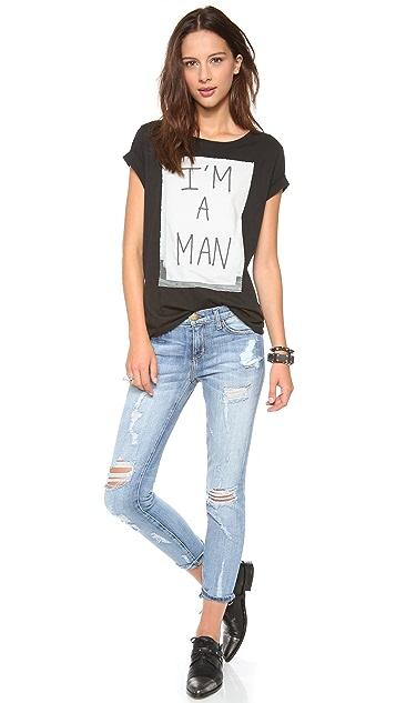 EACH x OTHER Thomas Lelu Silk T-Shirt