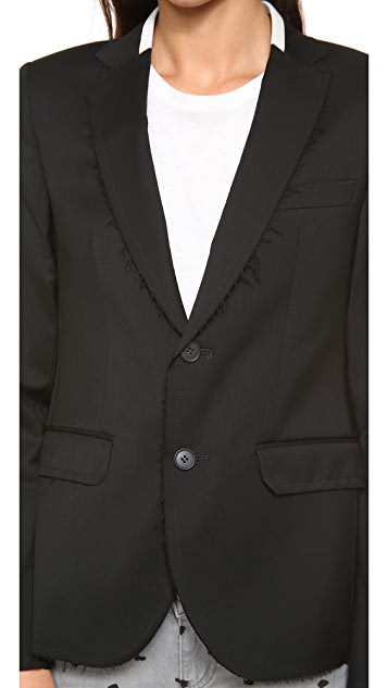 EACH x OTHER Blair Chivers Tuxedo Jacket