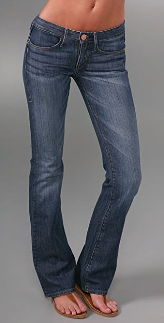 Earnest Sewn Keaton Slight Boot Cut Jeans | SHOPBOP