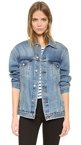 Earnest Sewn Cecil Oversize Denim Jacket