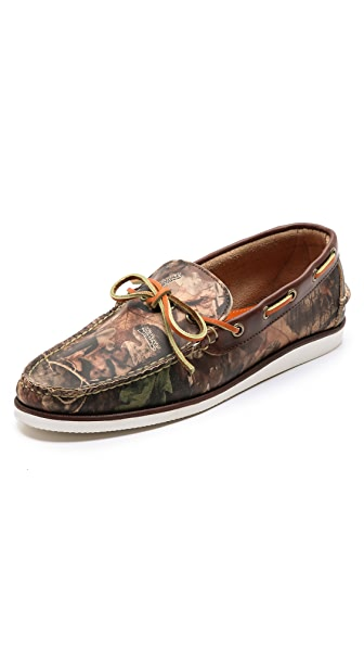 Eastland Made In Maine Yarmouth 1 Eye Camp Shoes