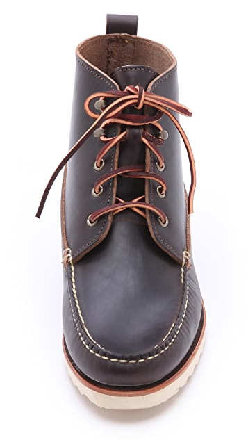 Eastland Made In Maine Medomak USA Lace Up Boots