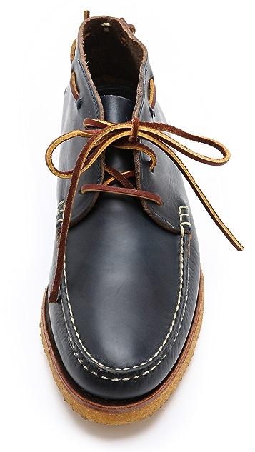 Eastland Made In Maine Millinocket USA Chukka Boots