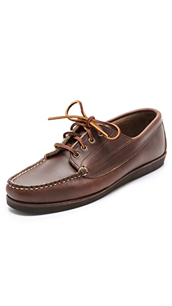 Eastland Made In Maine Falmouth 4 Eye Camp Shoes