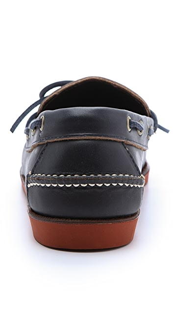 Eastland Made In Maine Yarmouth USA Camp Moccasins