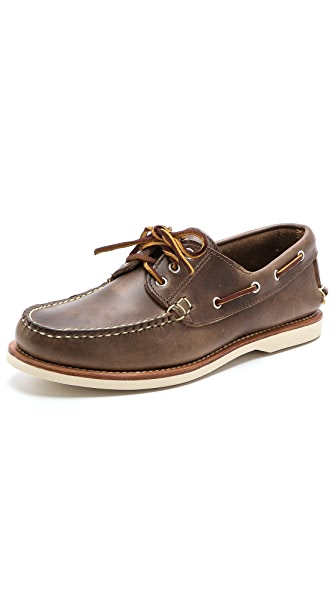 Eastland Made In Maine Milo USA Deck Shoes