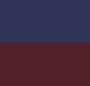 Crimson/Navy