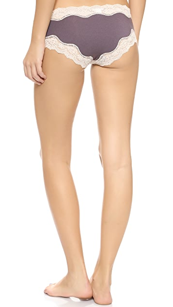 Eberjey Lady Godiva Hot Pants