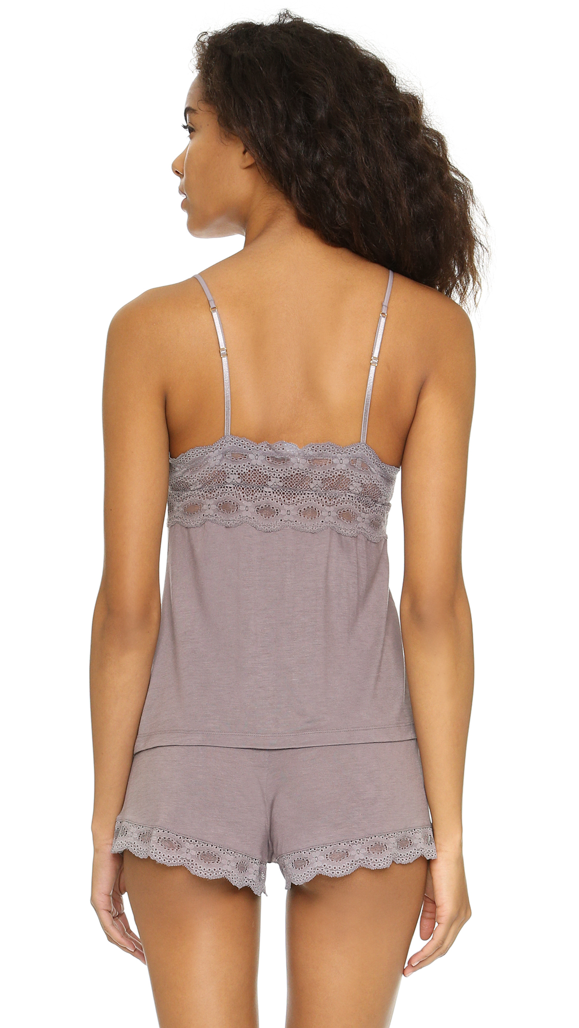 35120a43b1a Eberjey India Lace Camisole