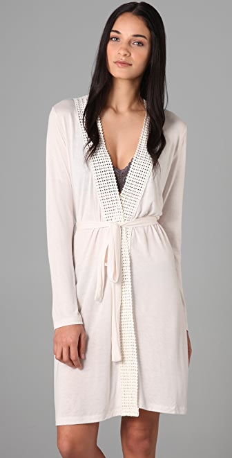 Eberjey Pebble Beach Robe
