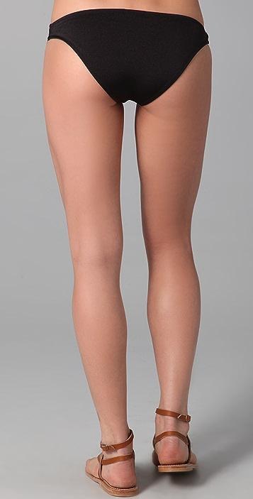 Eberjey Valentina Beach Glow Bikini Bottoms