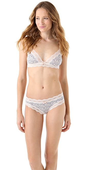 Eberjey Flower Meadow Bralette