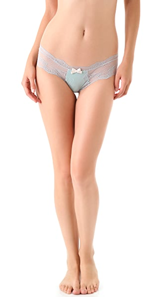 Eberjey Clementine Boy Shorts Thong