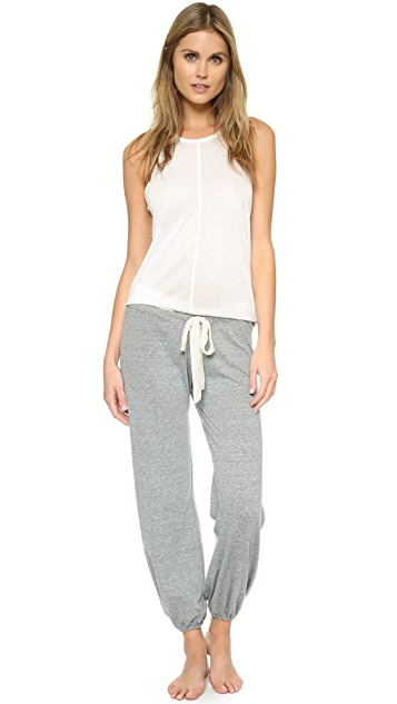 Eberjey Heather Pants