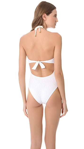 Eberjey Pebbles Abigail One Piece Swimsuit