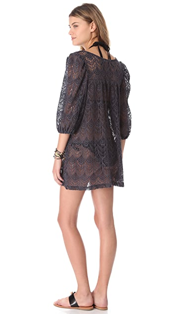 Eberjey Free Spirit Cover Up