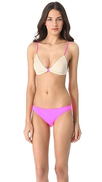 Eberjey So Solid Valentina Bikini Bottoms