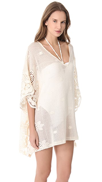 Eberjey Gypsy Traveler Farrah Cover Up