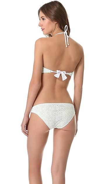 Eberjey Boho Beautiful Rafaella Bikini Top