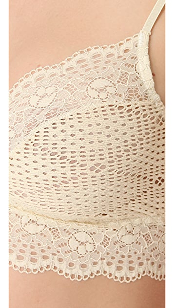 Eberjey Crochet Dreams Bralette