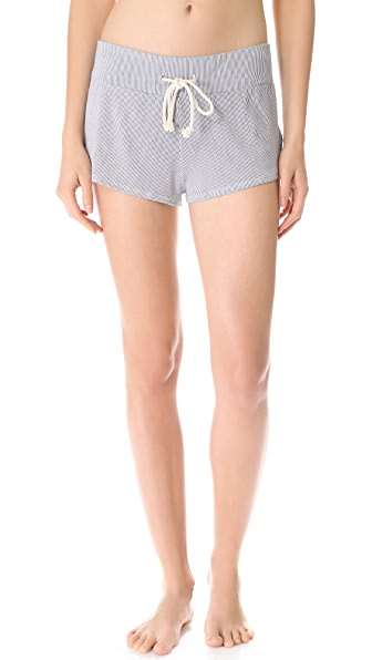 Eberjey Cottage Stripes Shorts