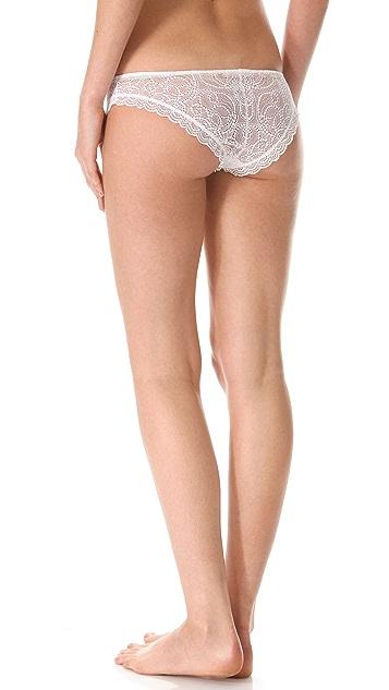 Eberjey Jade Lace Bikini Briefs