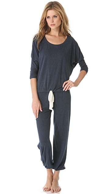 Eberjey Heather PJ Pants