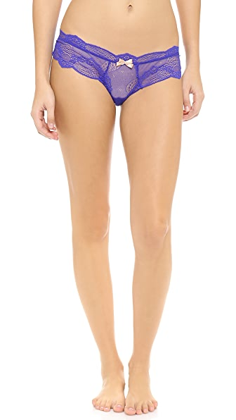Eberjey Estelle Cinched Boy Thong