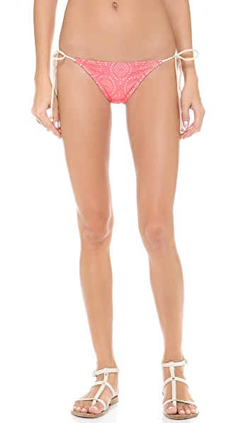 Eberjey Boho Beautiful Eva Bikini Bottoms