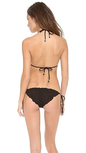 Eberjey Desert Tiger Dakota Bikini Top