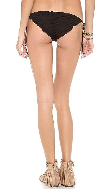 Eberjey Desert Tiger Avalon Bikini Bottoms