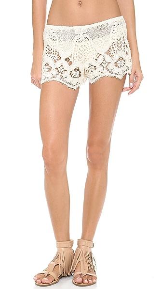 Eberjey Gypsy Traveler Shorts