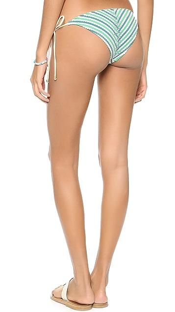 Eberjey Sandy Sea Alessia Bikini Bottoms