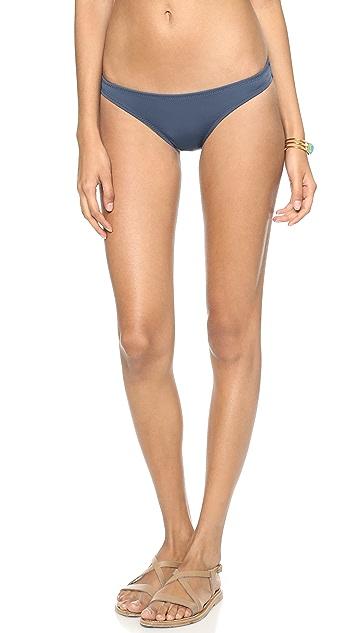 Eberjey So Solid Allie Bikini Bottoms