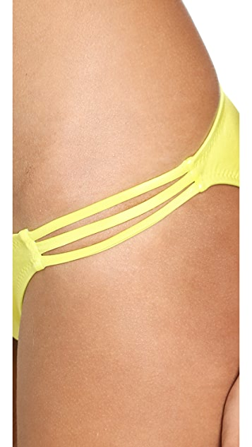 Eberjey Beach Glow Bikini Bottoms