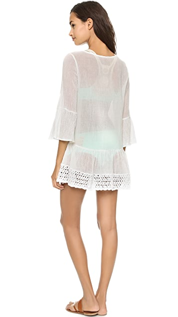 Eberjey Sea Breeze Cover Up