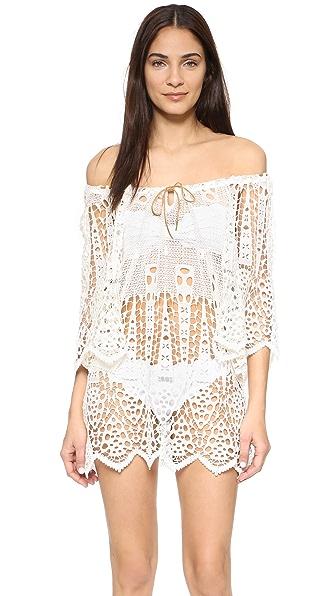 Eberjey Spearhead Gianna Beach Dress