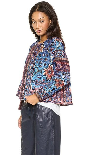 Emma Cook Persian Velvet Jacket