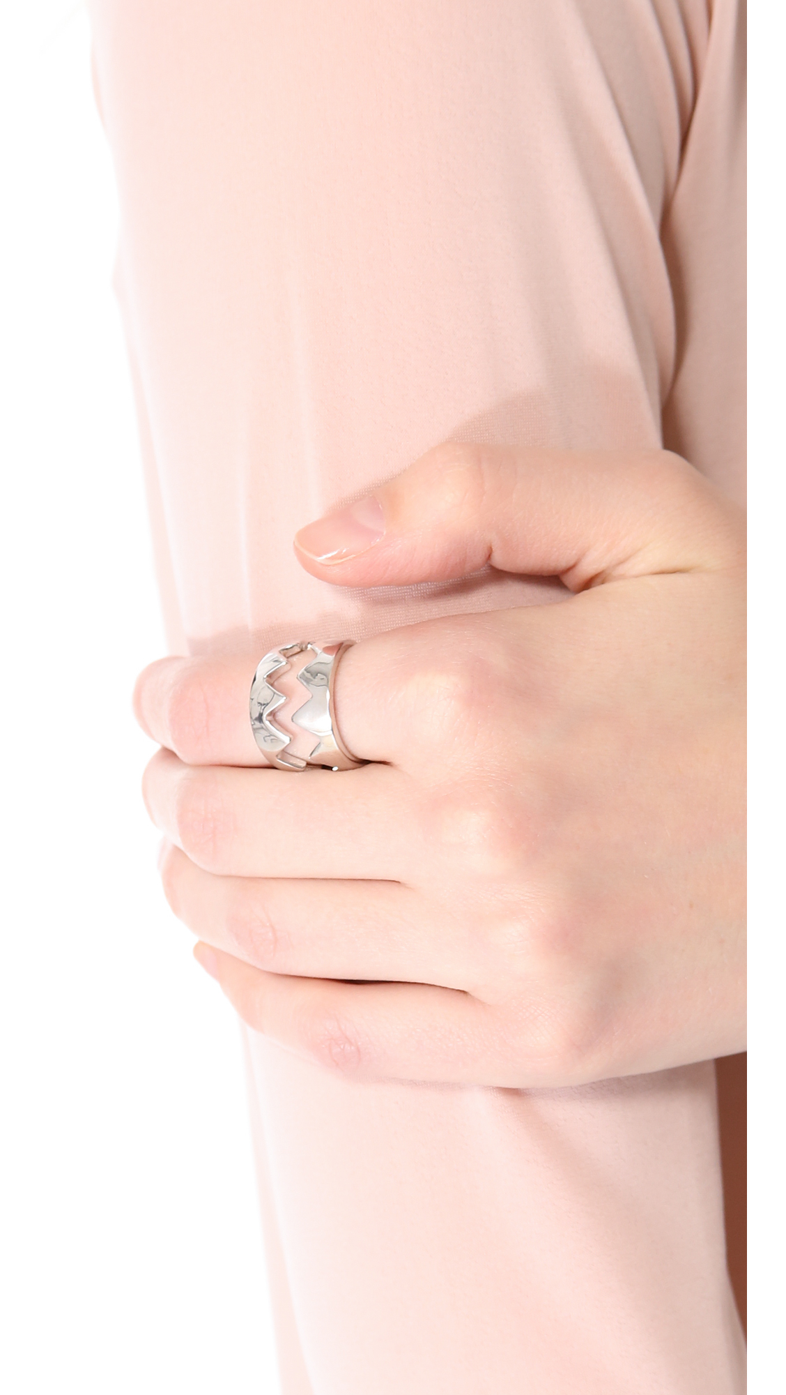 Eddie Borgo Bear Trap Ring | SHOPBOP