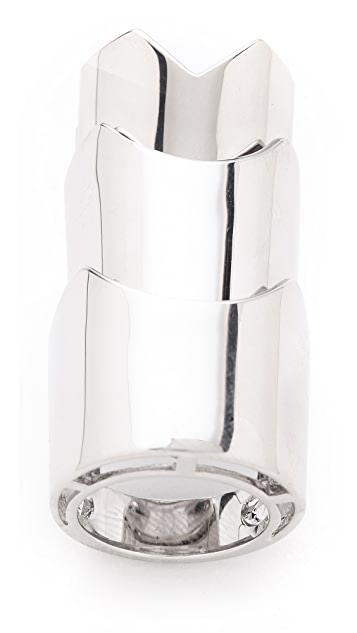 Eddie Borgo Hinged Plate Ring