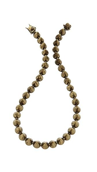 Eddie Borgo Small Cone Necklace