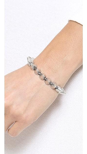 Eddie Borgo Small Cone Bracelet
