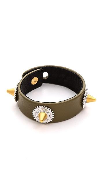 Eddie Borgo Casing Studded Bracelet